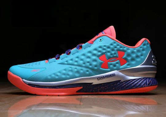Under Armour Is Still Releasing Curry One Colorways