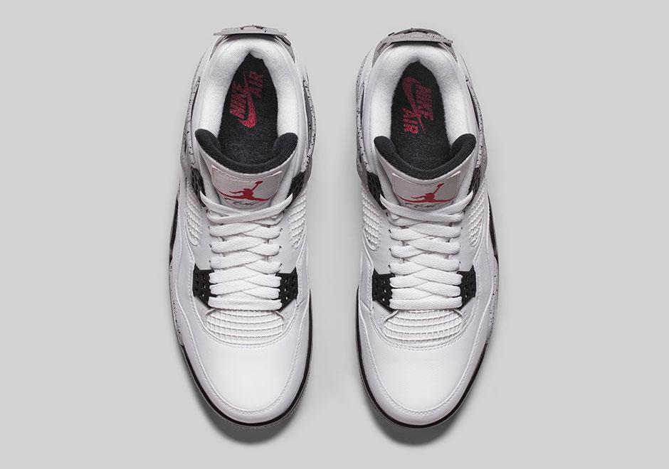 Air Jordan 4 De Cemento Negro 2015 rBhyh