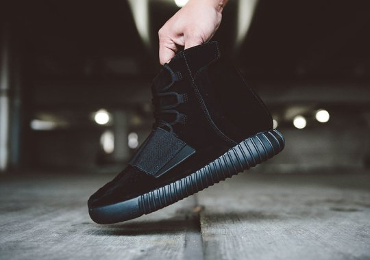 One Shop In Chicago Is Giving Away A Pair Of Yeezy Boost 750s