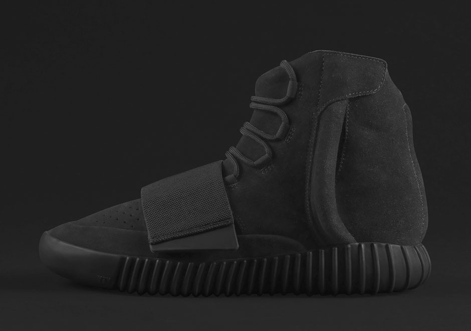 Store List, Price, Release Info - YEEZY 750 Boost Black