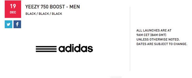 9378dc1a8ce adidas Yeezy Boost 750