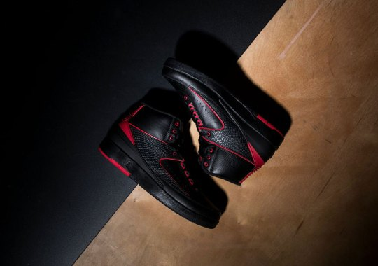 """The Air Jordan 2 """"Alternate"""" Releases Right Before All-Star Weekend"""