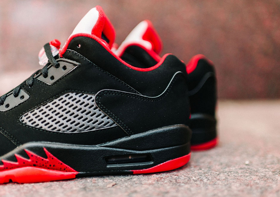 best website 9b288 6a715 Alternate 90 Air Jordan 5 Low - 819171-001   SneakerNews.com