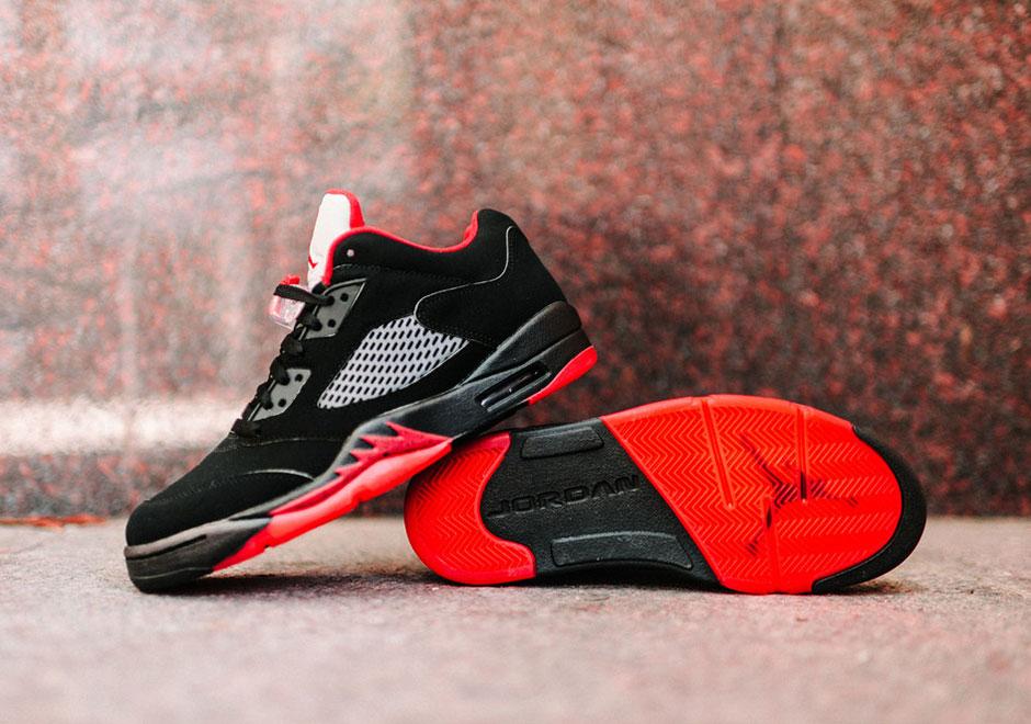 07b7747f399 Alternate 90 Air Jordan 5 Low - 819171-001 | SneakerNews.com