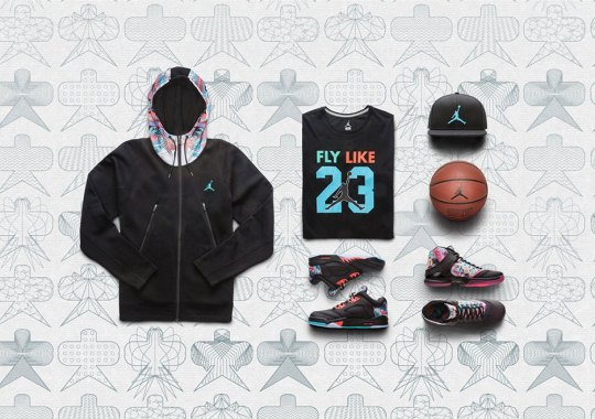 Two Sneakers Headline The Jordan Brand Chinese New Year Collection