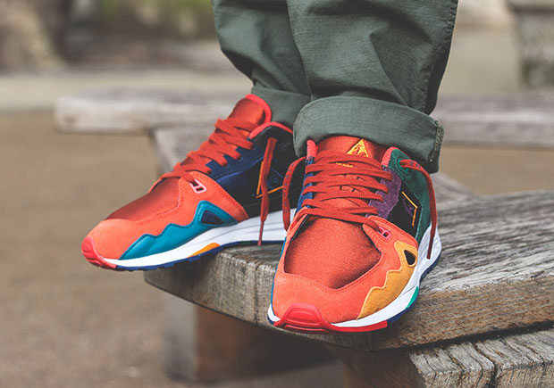 24 Kilates And Le Coq Sportif Get Colorful With The R1000