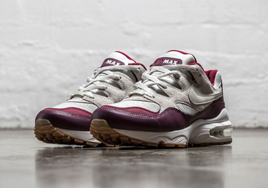 879df98fd3d0f4 The Nike Air Max 94 Boosted With One Of The Best Colorways Its Ever Seen -  SneakerNews.com