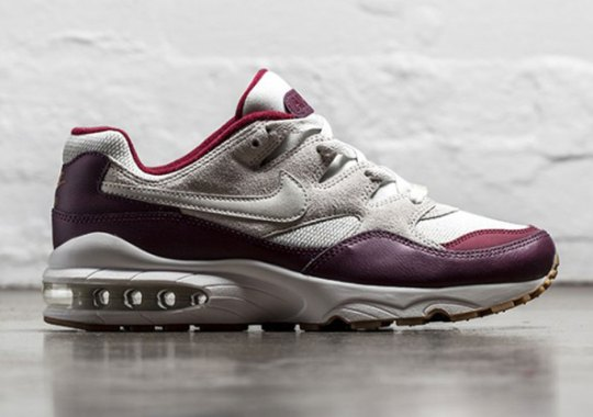The Nike Air Max 94 Boosted With One Of The Best Colorways Its Ever Seen