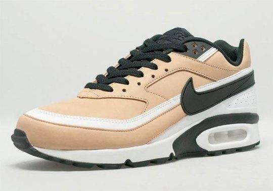 The Nike Air Classic BW Gets The Vachetta Tan Upgrade