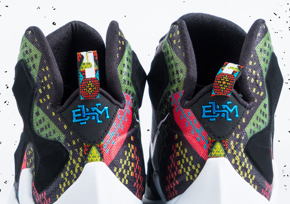 more photos f1ce0 15fec Nike LeBron 13 BHM. Nike Basketballs 2016 BHM Collection Drops Tomorrow