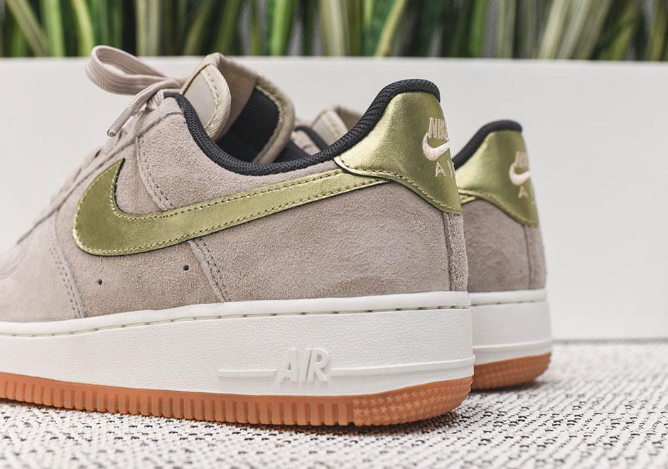 Nike Air Force 1 Bajo Suela Nike Azul LQJ4Rj4Pto