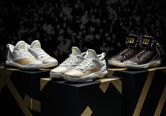 Legendary Athlete Jesse Owens Inspires the adidas Basketball Black History Month Collection
