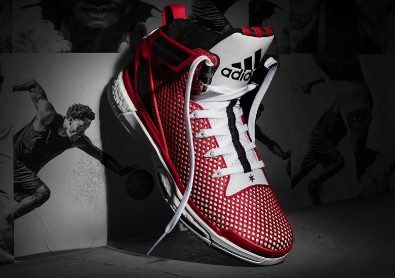 """c999745a2328 adidas Hoops Introduces New """"Home""""   """"Away"""" D Rose 6 Boost Colorways"""
