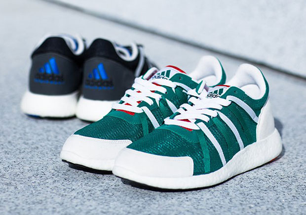 buy popular 118f8 676ed Youve seen it on the adidas EQT Support and even the Busenitz Pro, and now  another classic model from the Three Stripes is getting Boosted.