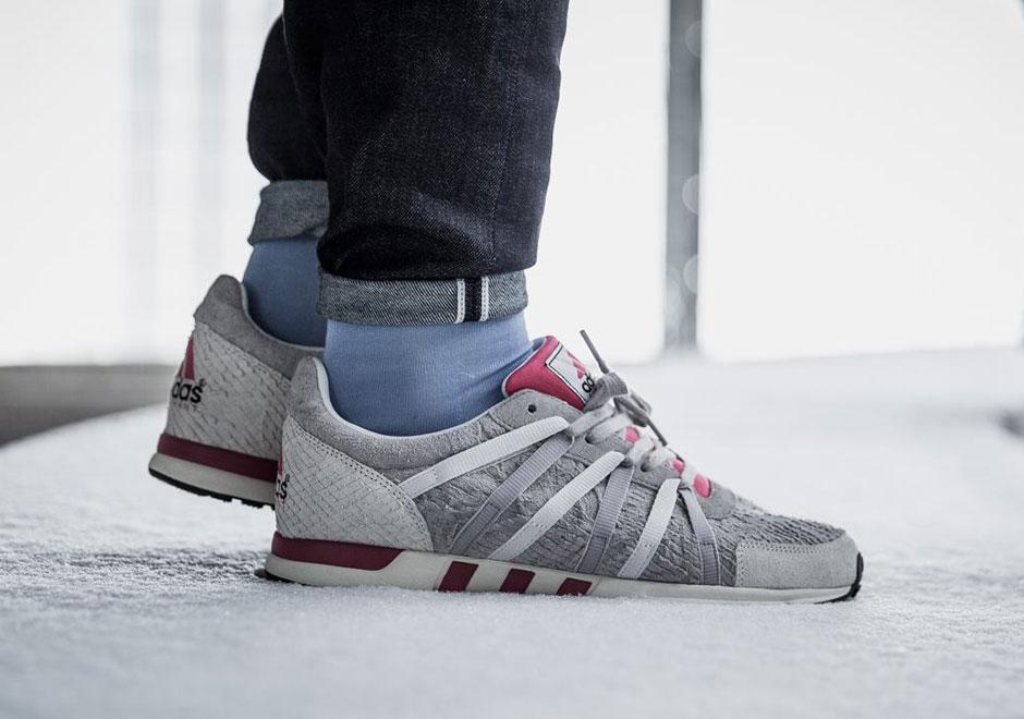 Restock: adidas EQT Support 93/17 Boost Sneaker Shouts