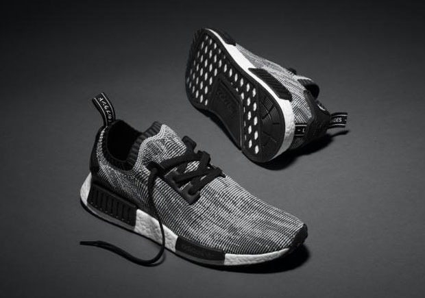 Adidas Mastermind Japan x Adidas NMD XR1 PK All Black S32211