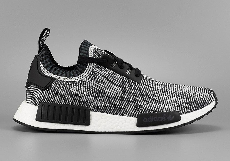 nmd adidas black