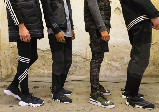 adidas Originals And White Mountaineering Have Some Excellent Footwear Coming