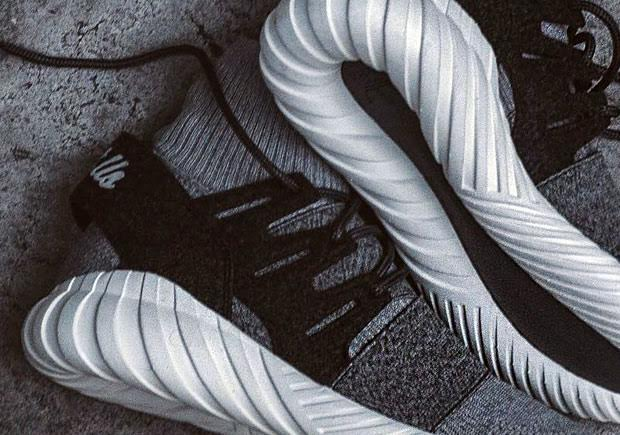 adidas tubular kith