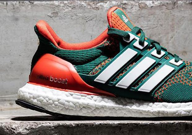 adidas ultra boost miami hurricanes. Black Bedroom Furniture Sets. Home Design Ideas