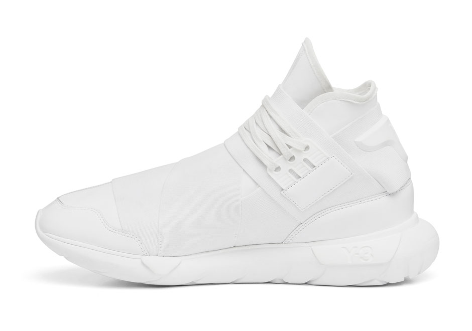 ca93b54c6077 A Detailed Look At The adidas Y-3 Qasa Hi