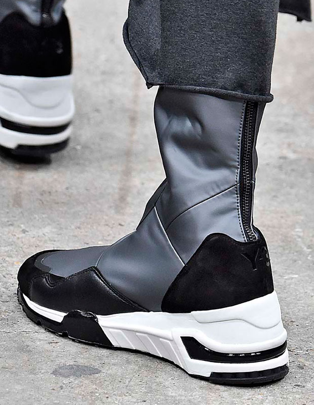 Get A First Look At adidas Y-3 Footwear For Autumn Winter 2016 -  SneakerNews.com fb75ecae084d