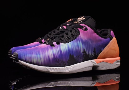 "adidas Is Going All In On The ""Aurora Borealis"" Print For All-Star"