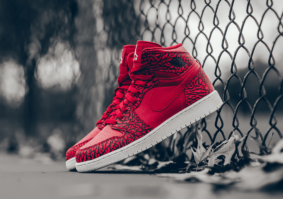 The Air Jordan 1 High \
