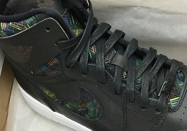 Air Jordan 1 Nouveau \