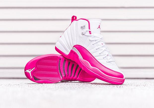 Jordan Brand is getting in on the Valentine's Day spirit with a gift just  for the girls for the lover's holiday. The Air Jordan 12 serves as the  canvas this ...