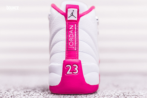 Air Jordan 12 Pink Valentine S Day Release Date Sneakernews Com
