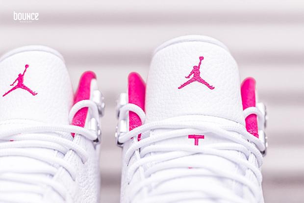 Air Jordan 12 Filles Rétro Jour De Valentine bTYWoNBb