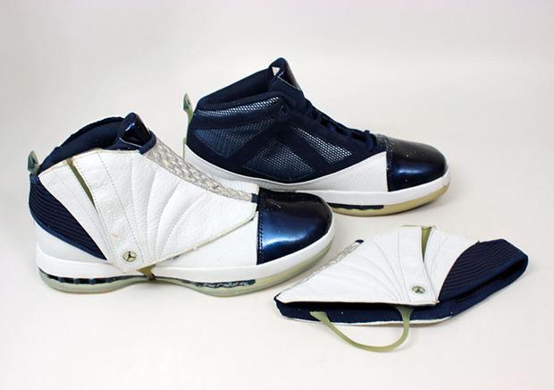 2001 Air Jordans 16