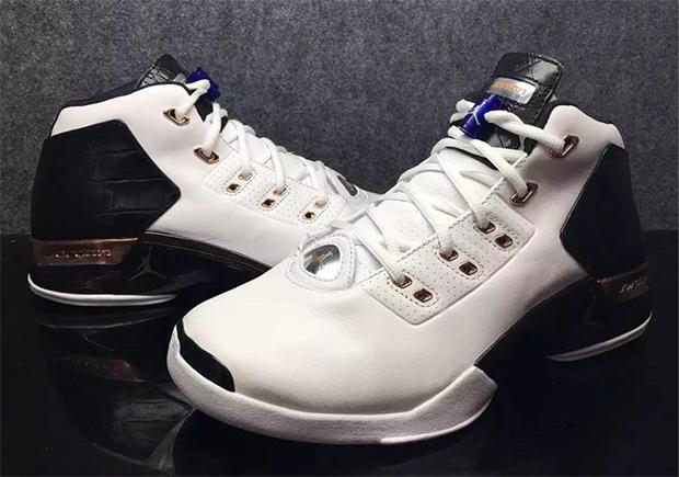 san francisco f7eb5 5c6ed Air Jordan 17 Copper 2016 Retro   SneakerNews.com