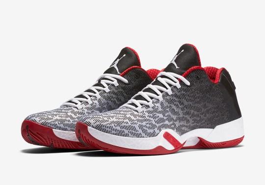 "Air Jordan XX9 Low ""Bulls"" Releasing Soon"