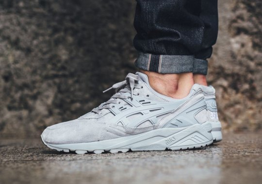"""Is """"All Grey"""" The New Trendy Colorway On Sneakers? ASICS Thinks So"""