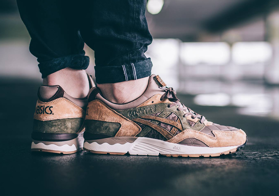 KICKS LAB x ASICS GEL Lyte V quot Phys Edquot Releasing This Weekend