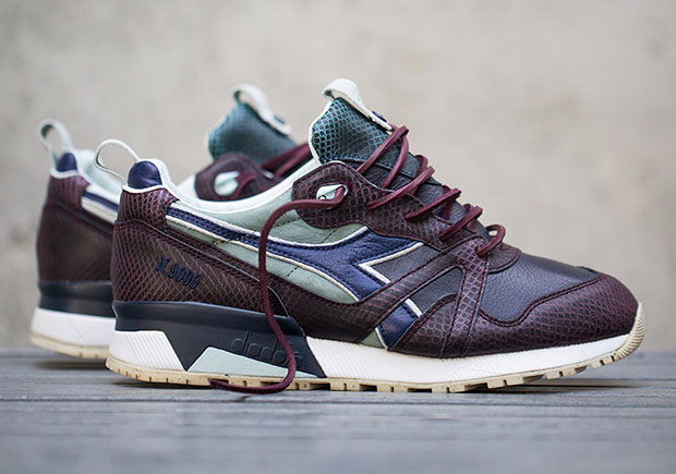 Diadora Starts The New Year Off Right With BAIT s quot Notti Venezianequot