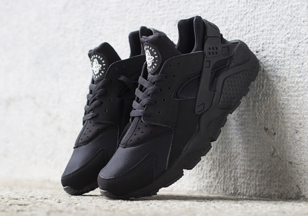 new concept 17afb 2083a new black huaraches