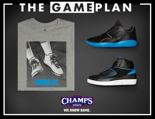Do The Right Thing And Pick Up Champs Sports The Game Plan