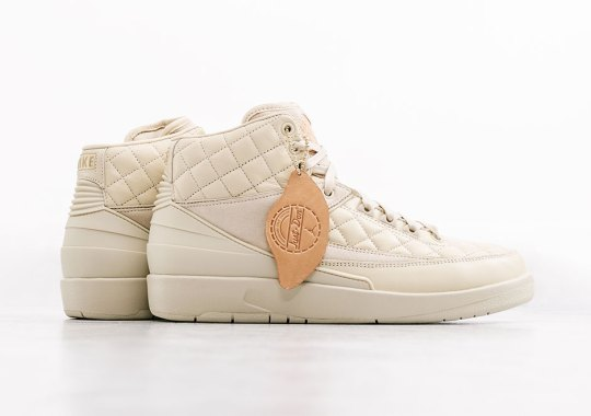 "Everything You Need To Know About The Don C x Air Jordan 2 ""Beach"" Release"