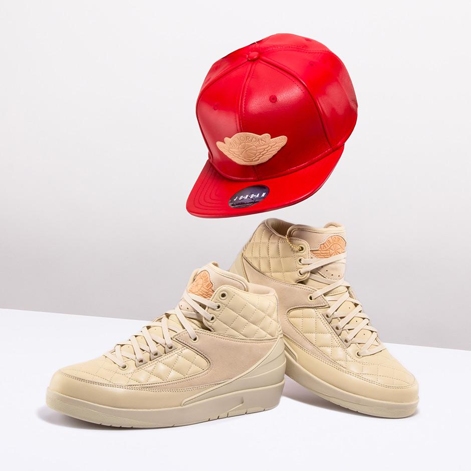 sneakers for cheap 51dab e5052 Don C Air Jordan 2