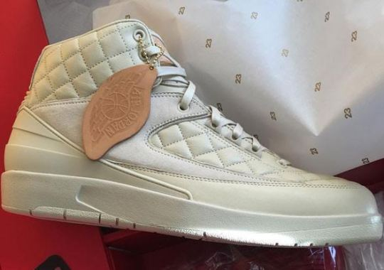 Just Don's Next Air Jordan 2 Collaboration Is Better Than The Original