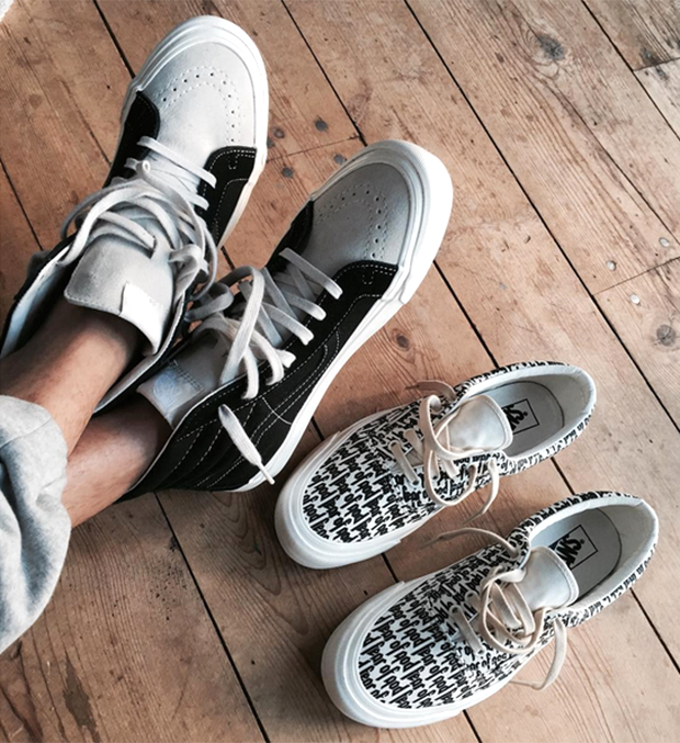 Fear Of God Is Teaming Up With Vans For Upcoming