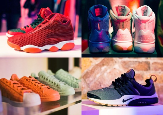 A Full Recap Of The Foot Locker Europe Hottest Month Ever 2016 Event