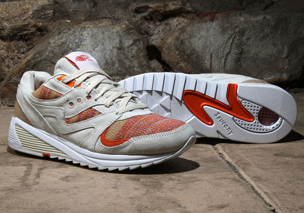 beams saucony footpatrol