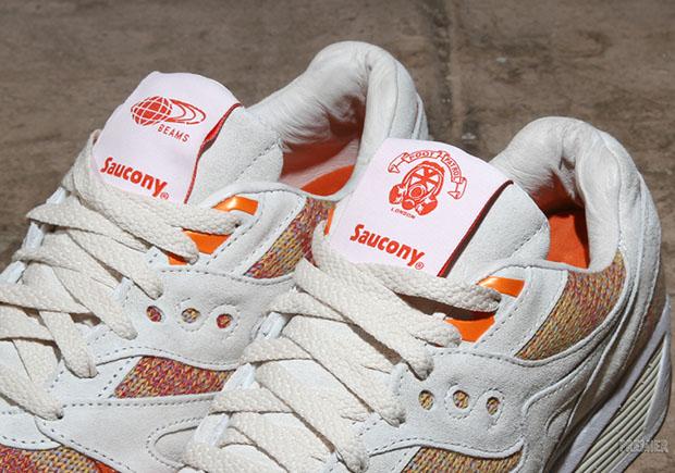 footpatrol x saucony