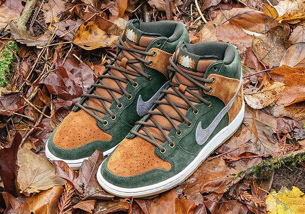 Ithaca-Inspired Nike SB Dunk High