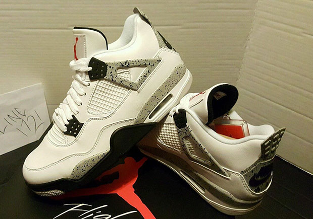 jordan air jordan 4 retro og cement