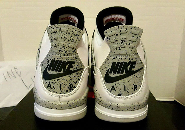 58003fea0969dd Nike Air Jordan 4 White Cement 840606-192